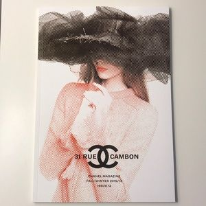 Authentic Chanel Magazine Issue 12